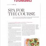 Psychologies Magazine March 2012
