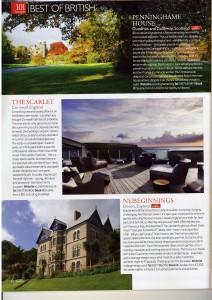 Tatler Spa Guide 2011