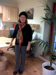 Joanne tells about her experience at Penninghame